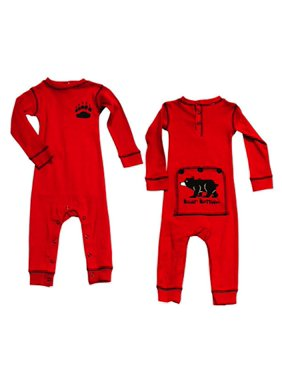 e70afdd41bf410 Product Image Lazy One - Infant Flapjack one piece -