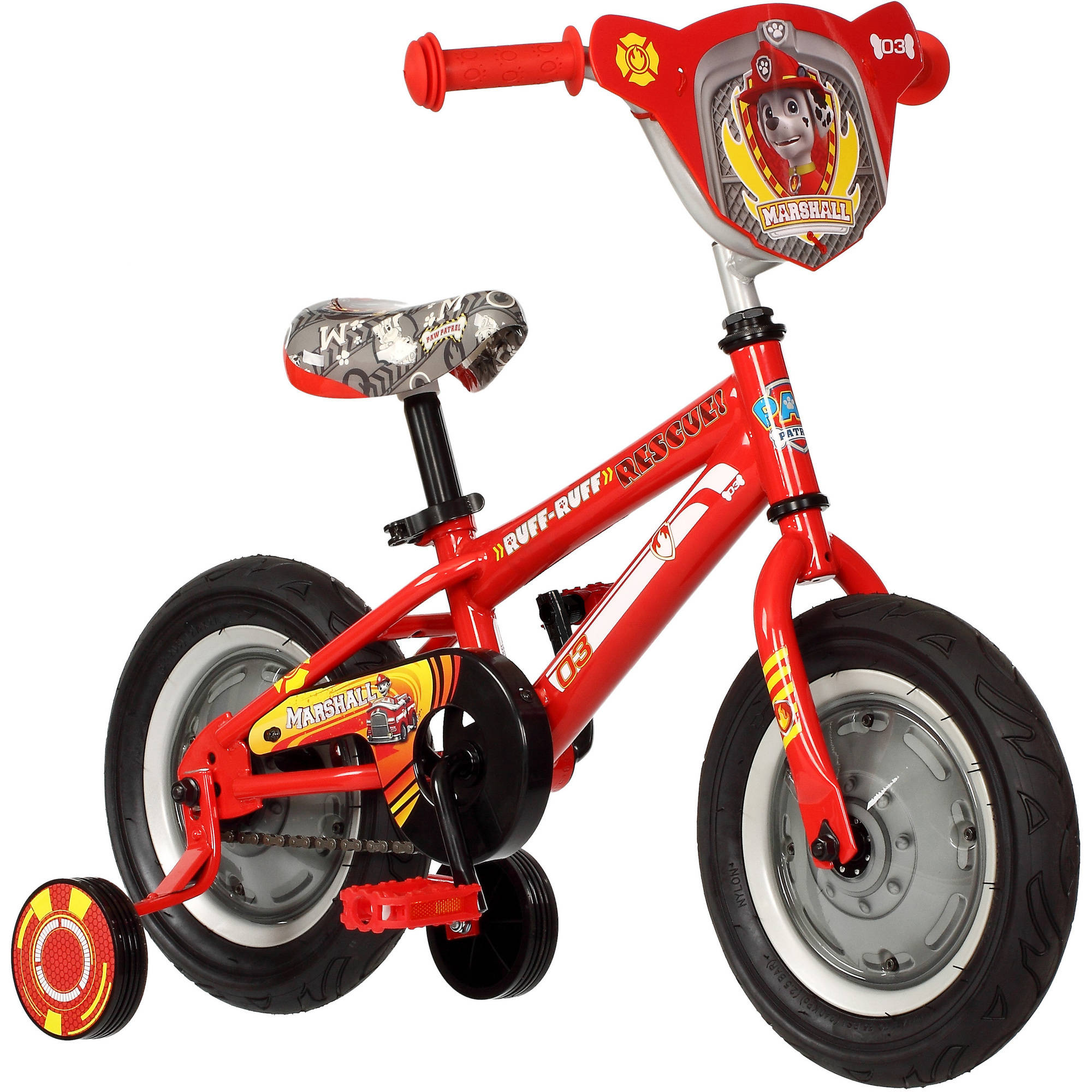 "12"" Paw Patrol Boys' Bike"