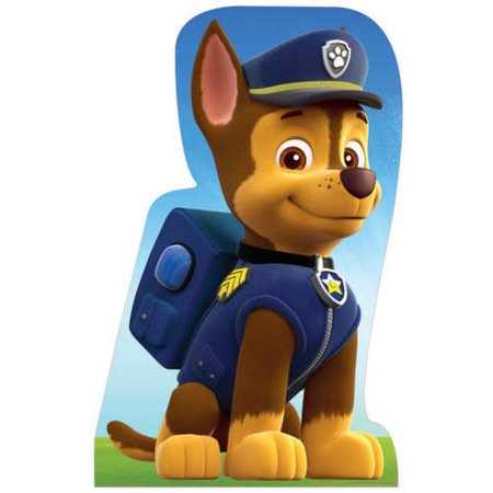 Paw Patrol Chase Cardboard - Photo Cardboard Standups