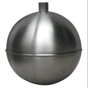 NAUGATUCK GR70S421HD Float Ball,Round,SS,7 In