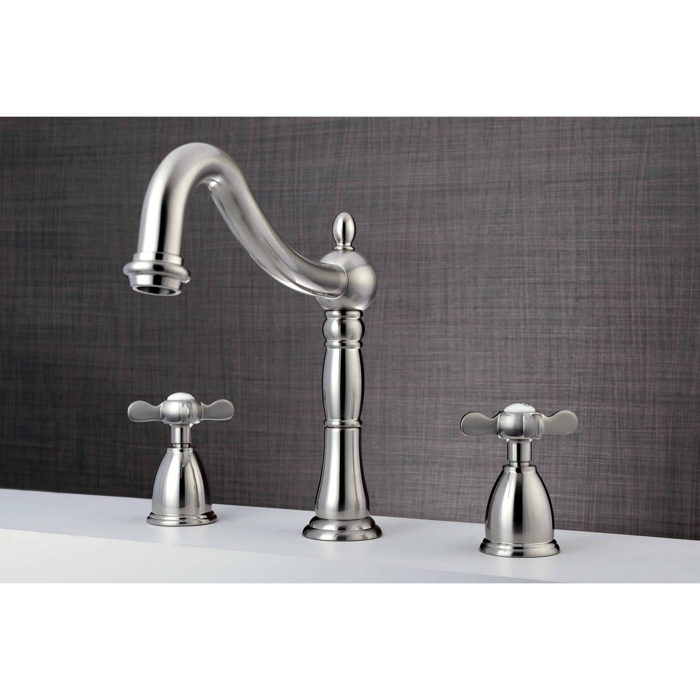Kingston Brass Victorian Cross Roman Tub Faucet