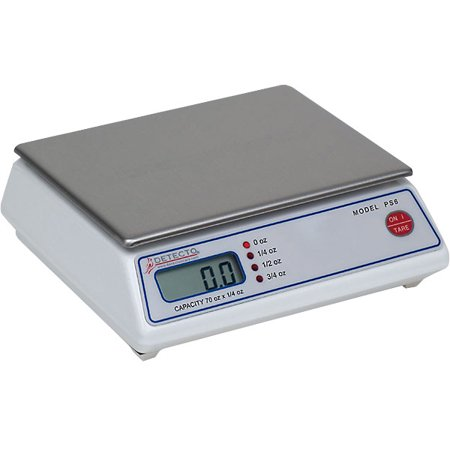 Detecto PS6A Portion Control Digital Weight Scales