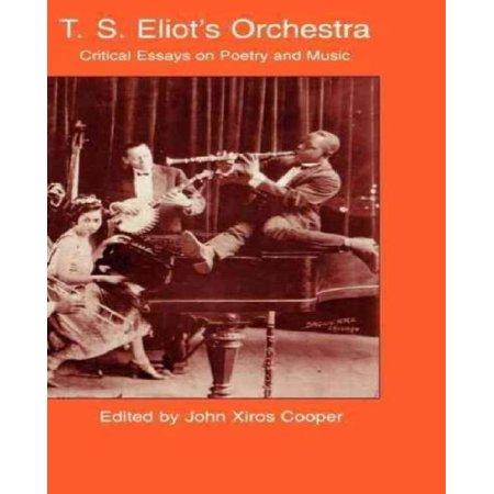 Band 6 Mega T.S Eliot Essay
