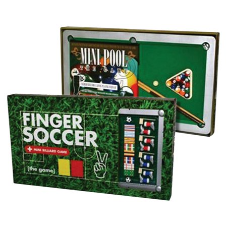 Chh 31 in 2 in 1 pool and finger soccer multi game table for 11 in 1 game table