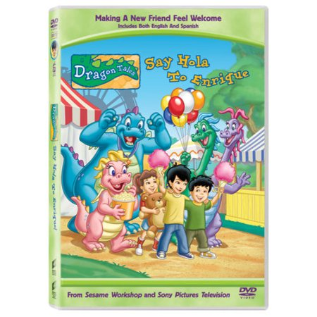 Dragon Tales  Say Hola To Enrique  Full Frame