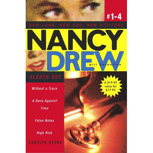 Nancy Drew Girl Detective: Sleuth Set