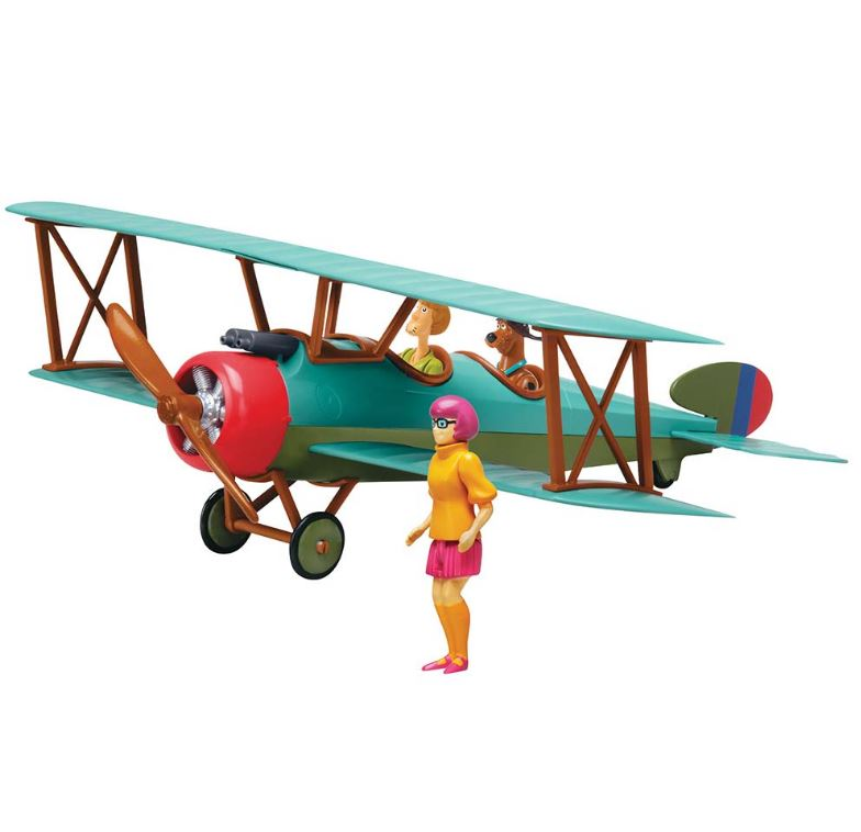 Revell Scooby Doo Plane Model Kit
