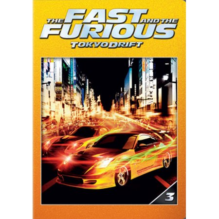 The Fast & The Furious: Tokyo Drift (DVD)](Top Womens Movies)