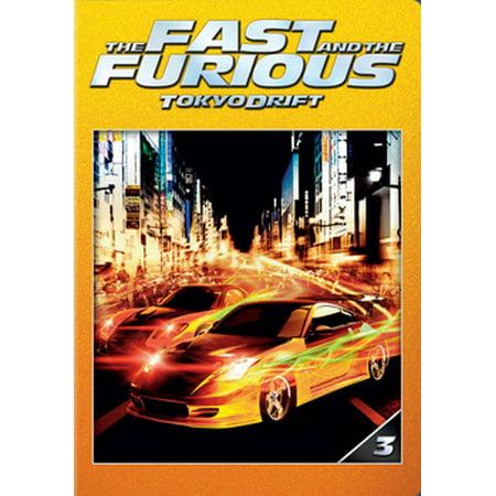 The Fast & The Furious: Tokyo Drift (DVD)