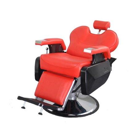BarberPub All Purpose Hydraulic Recline Barber Chair Salon Beauty Spa Styling Equipment 8702