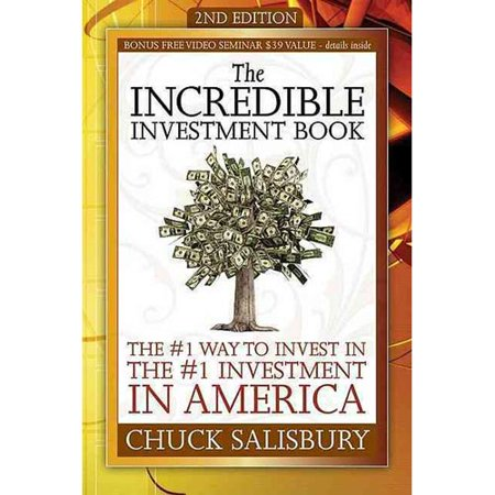 Incredible Investment Book  The  1 Way To Invest In The  1 Investment In America