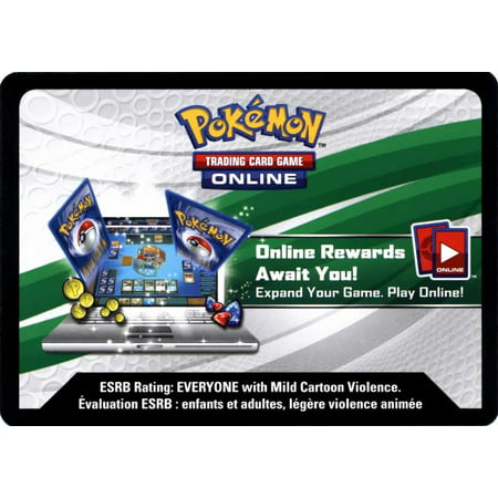Pokemon Trio Tin Venusaur Promo Code Card