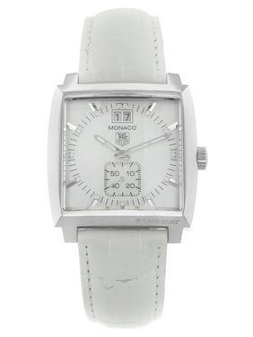 TAG Heuer Monaco WAW1318.FC6247 Stainless Steel Quartz Ladies Watch