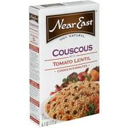 Near East Tomato Lentil Couscous, 6.1 oz (Pack of 12)