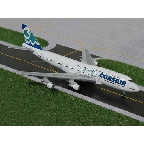 Gemini Jets Diecast Corsair B747-300 SEA Model Airplane