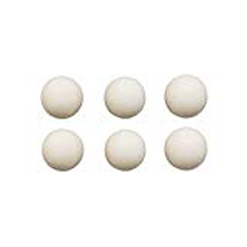 Replacement Fisher Price Triple Hit Foam Baseballs Pack of 6 by Mattel