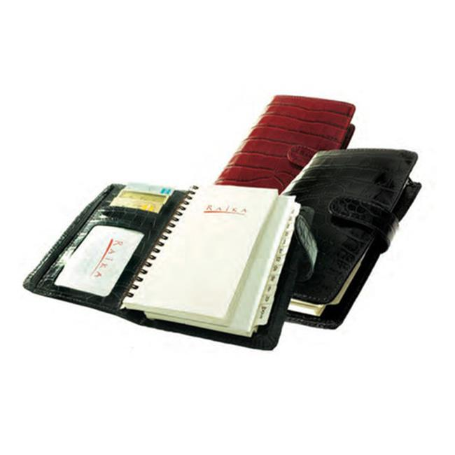 Raika SA 207 BROWN POCKET PLANNER Pocket Planner - Brown