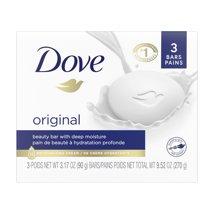 Bar Soap: Dove Beauty Bar White