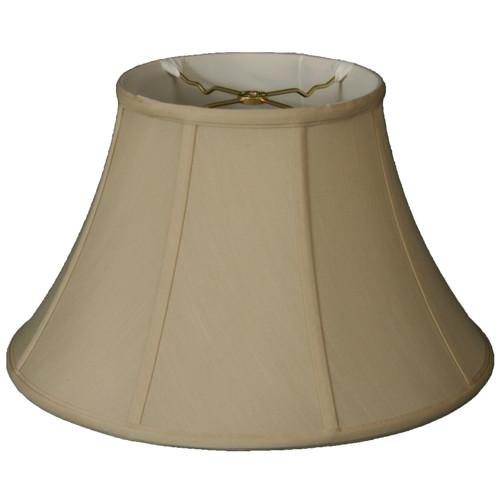 Alcott Hill 11.5'' Silk Bell Lamp Shade