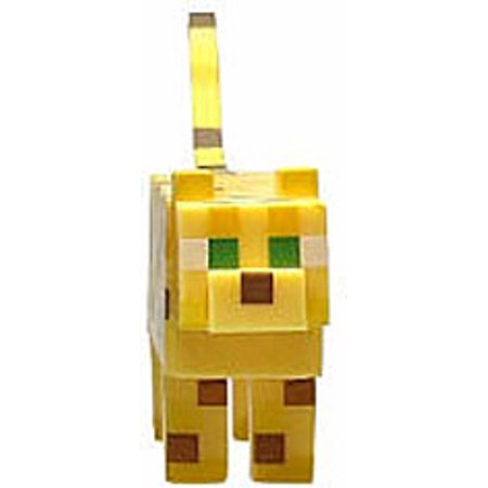 Minecraft Core Animal Ocelot Figure - Minecraft Ocelot