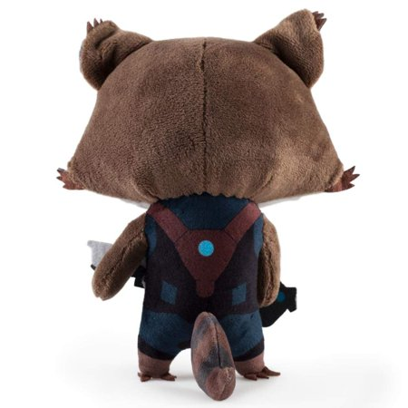"Guardians of the Galaxy 8"" Phunny Plush: Rocket Raccoon - image 1 de 2"