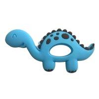KABOER Baby Teether Dinosaur Child Bite Music Dinosaur Animal Silicone Chew Toy Popular