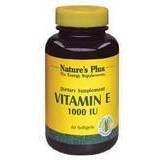 Nature's Plus - VITAMINE E 1000 IU SOFTGEL 90