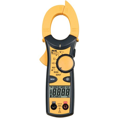 Brand New IDEAL 61-744 600-Amp Clamp-Pro Clamp Meter