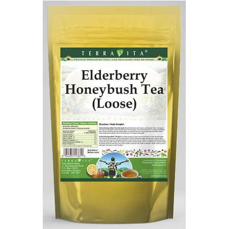 Elderberry Honeybush Tea (Loose) (4 oz, ZIN: 532492) - 2-Pack