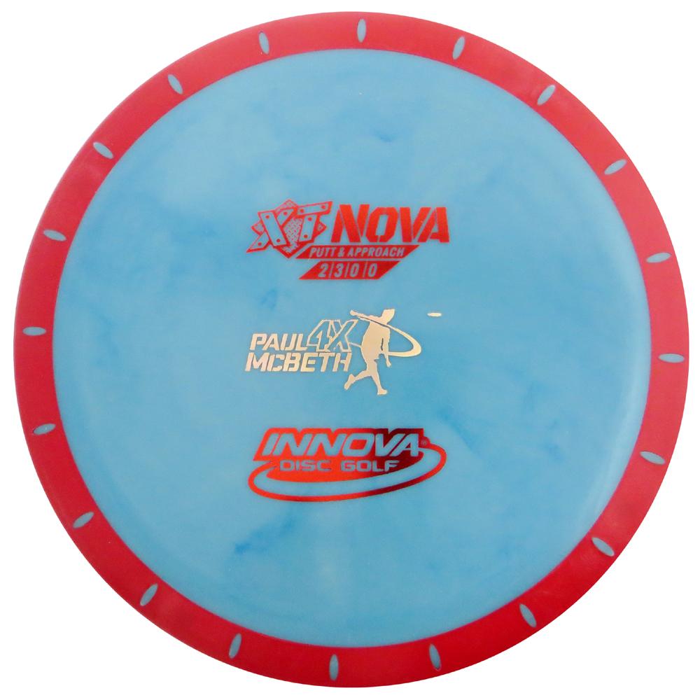 Innova XT Nova 170-172g Putt & Approach Golf Disc [Colors may vary] - 170-172g