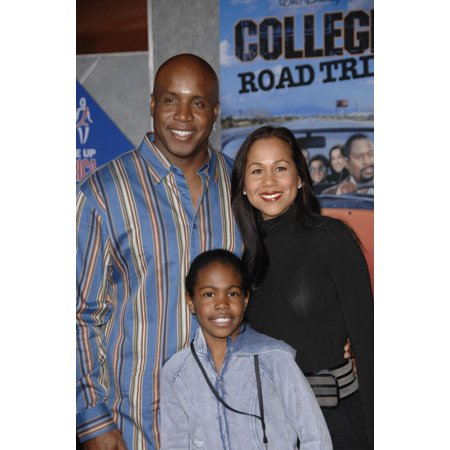 Barry Bonds Bats (Barry Bonds Family At Arrivals For College Road Trip Premiere El Capitan Theatre Los Angeles Ca March 03 2008 Photo By Michael GermanaEverett Collection Celebrity )