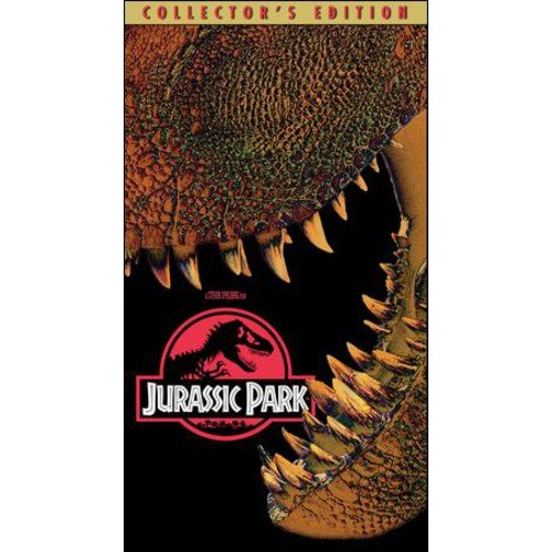 Jurassic Park (Collector's Edition) (Walmart Exclusive) (Blu-ray + DVD + Digital)