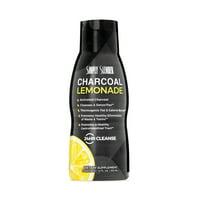 Simply Slender Detox Cleanse, Same-Day, 12 oz,Charcoal Lemonade