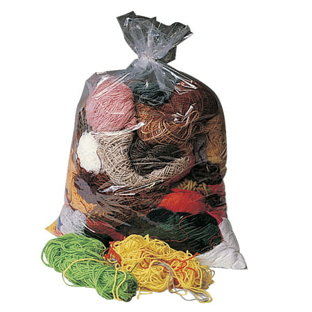 Trait Tex Acrylic Remnant Yarn Pack, Assorted Size, Assorted Bright and Earthtone Color, 1 (Yarn 1 Lb Cone)
