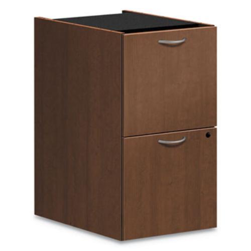 Foundation Pedestal File, 15.41w x 20.41d x 27.83h, File/File, Shaker Cherry