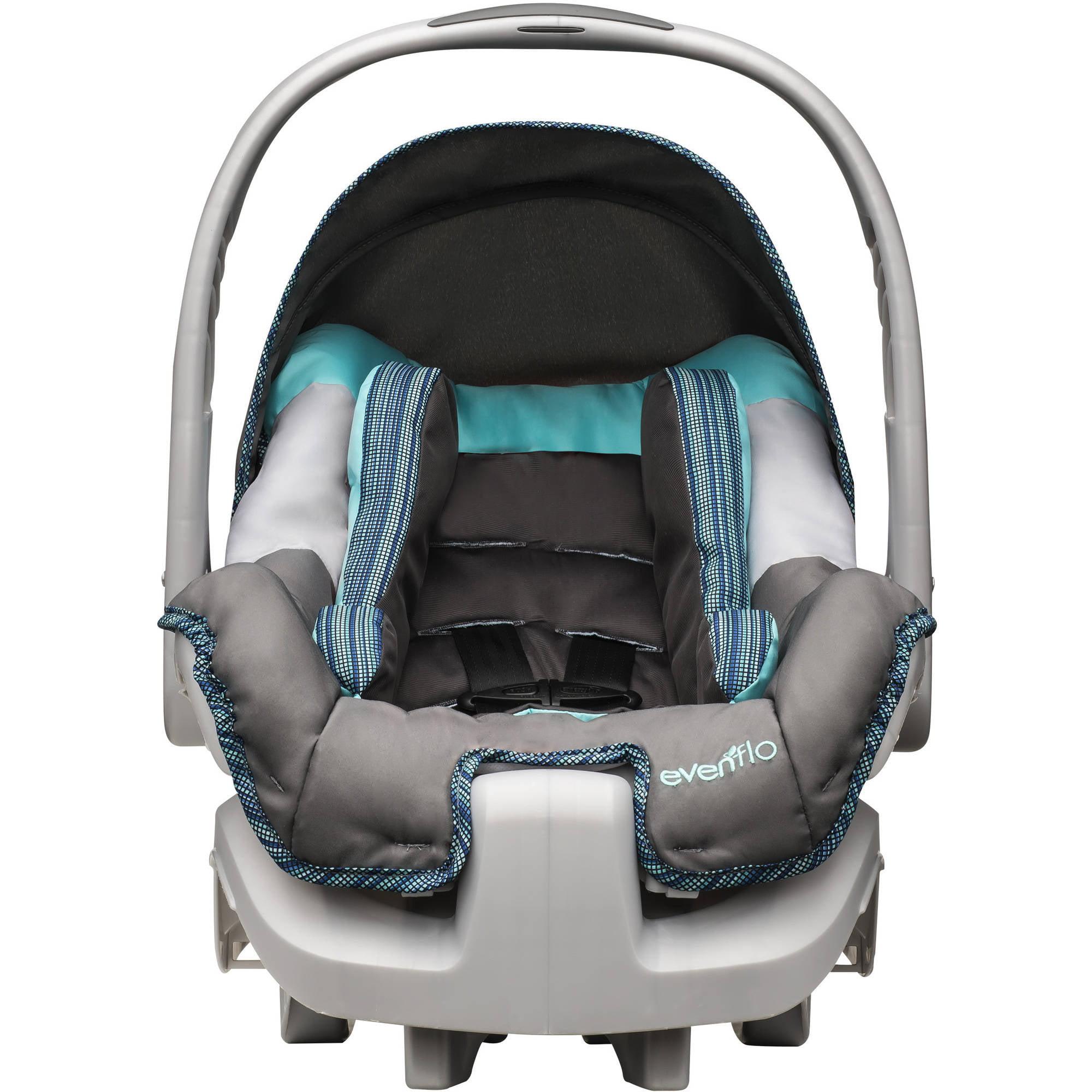 Evenflo Nurture DLX Infant Car Seat, Choose Your Pattern