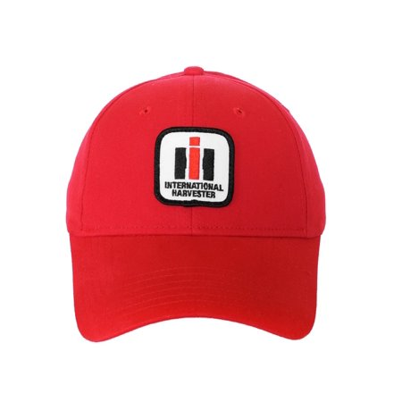 International Harvester Logo >> International Harvester Logo Hat Red Walmart Com