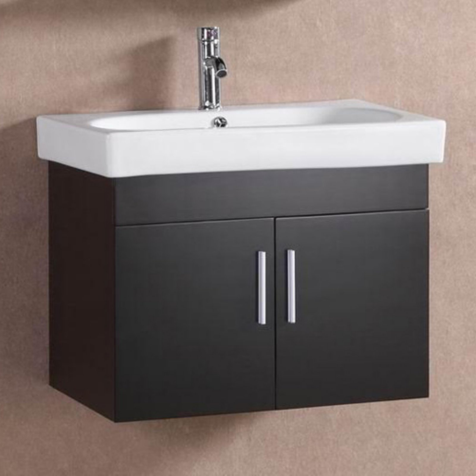 Belvedere 28 in. Modern Floating Single Bathroom Vanity by Belvedere Bath LLC
