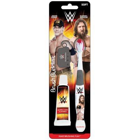 Brush Buddies - Brush Buddies Brushing Kit, WWE