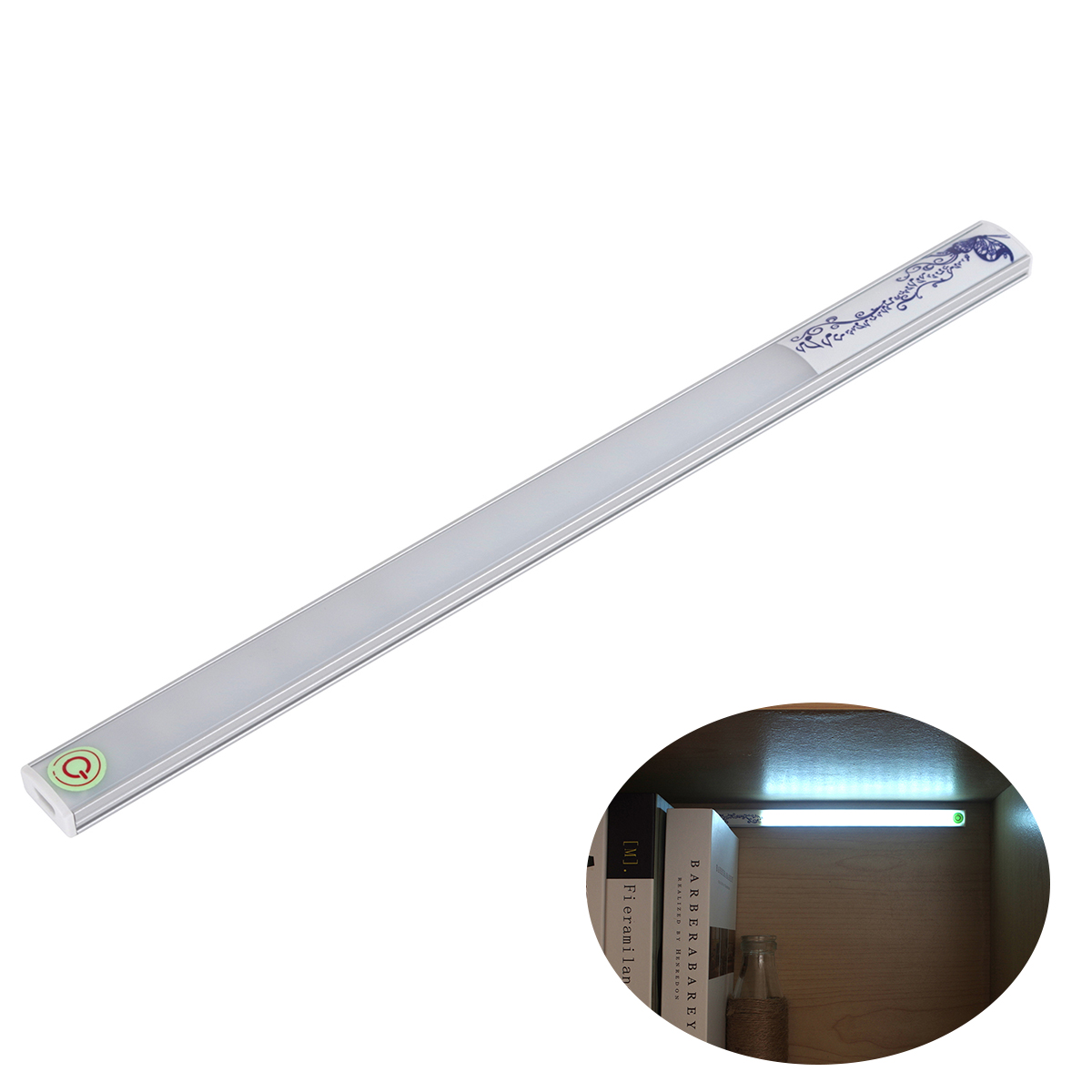 Rechargeable Usb Led Touch Control Sensor Light Night Lamp