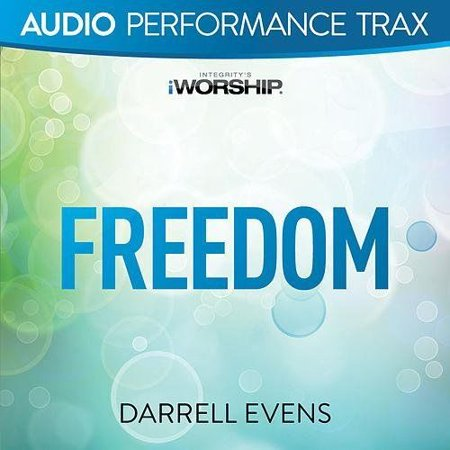Freedom (Accompaniment Tracks) - Darrell Evans (CD Trax 3-Key)