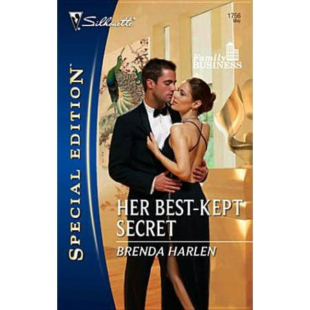 Her Best-Kept Secret - eBook