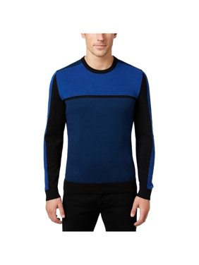 Mens Pullover Knit Sweater