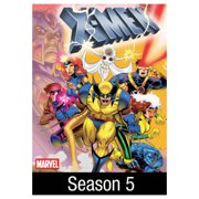 Marvel Comics X-Men: Season 5 (1997) by