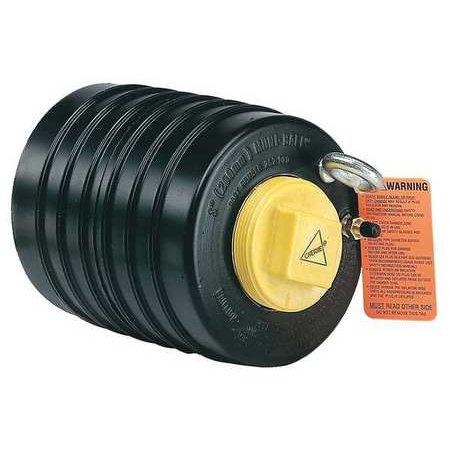 Plumbing Test Plug (Cherne Industries 262080 Pneumatic Test Ball Plug, 8 In )