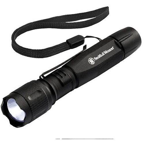 Click here to buy Smith & Wesson Galaxy Elite Tactical CREE LED Flashlight by Smith & Wesson.