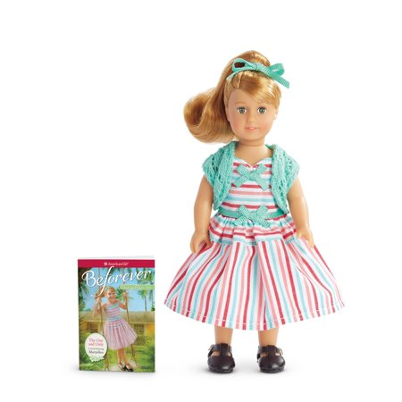 Maryellen Larkin Mini Doll (Other) (American Girl Doll Dining Book)