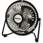 Holmes Mini High-Velocity Personal Fan, 1 Each, Black