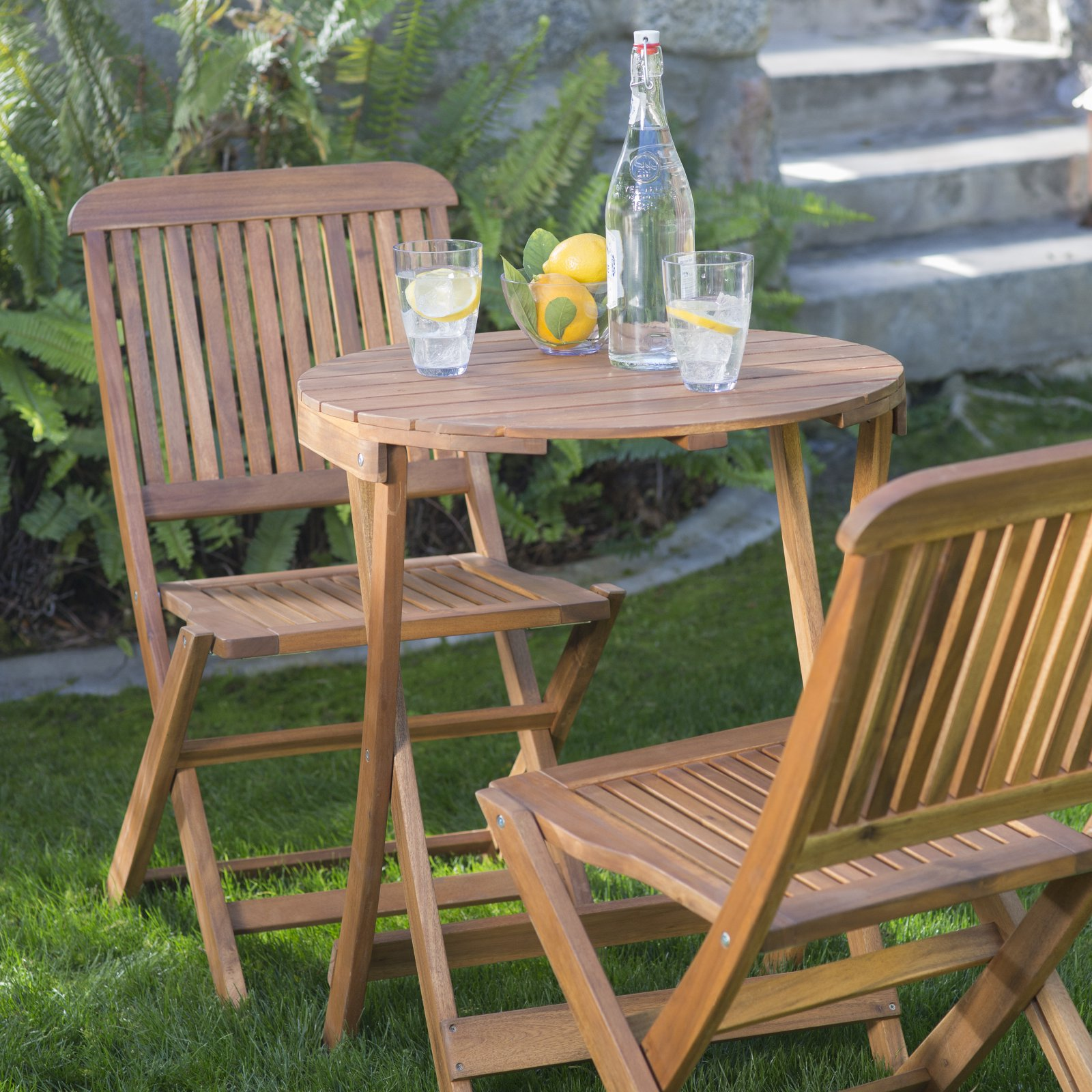 Wood Bistro Sets · Top Values