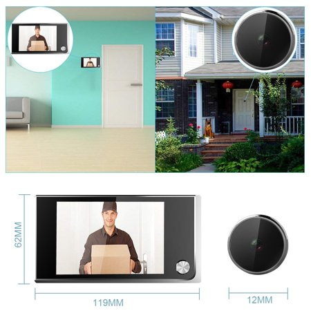 Peephole Security Cameras (3.5